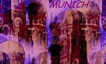 München 5 von Marie Luise Strohmenger