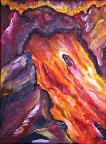 Lava III von Olivia Schmidt-Bickerle