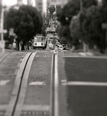 San Francisco Cable Car by Jamie Starling