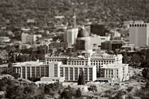 Salt Lake City  In Scale Five by Jamie Starling