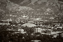 Salt Lake City  In Scale Four by Jamie Starling
