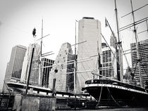 South Street Seaport von Jamie Starling