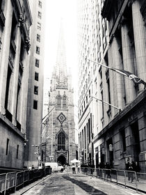 Museum of the Trinity Church NYC by Jamie Starling