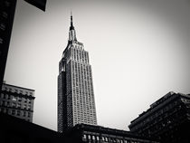 Empire State Building by Jamie Starling