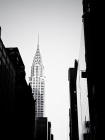 Chrysler Building von Jamie Starling
