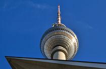 FERNSEHTURM - Alexanderplatz - Berlin  von captainsilva