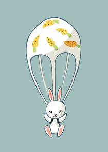 Parachute Bunny von freeminds