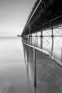 Southport Pier Rail von Chris Frost