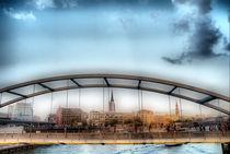 Hamburg und seine Brücken von fraenks