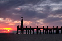Ribbles Remnants at Lytham by Chris Frost