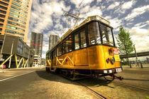 Vintage Tram of Rotterdam  von Rob Hawkins