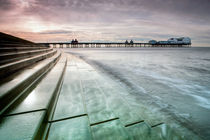 Blackpool North Pier Curve von Chris Frost