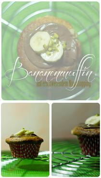 Bananenmuffin
