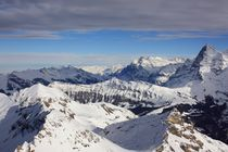 View from 10000 ft by Bettina Schnittert
