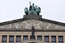 Konzerthaus am Gendarmenmarkt - Berlin by captainsilva