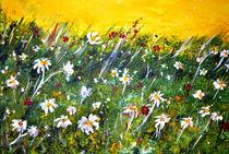 Sommer - Blumenwiese von Matthias Rehme