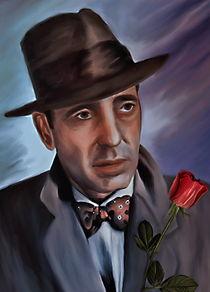 Humphrey DeForest Bogart by andy551