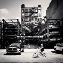 [Parking - NYC],* 640 - USA 2012 von Ronny Ritschel