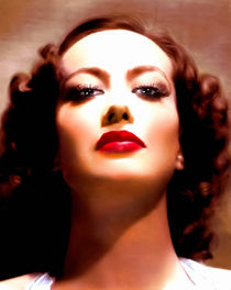 Joan Crawford by Zeana Romanovna