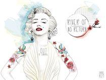 Marilyn von Sarah Rie
