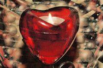 Planet Herz von Silvio Vogel