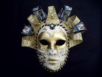 'Mask Carnival Venice' von Tricia Rabanal