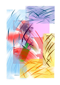 Stripes n Lines  von Rob Hawkins