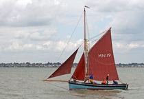 Sailing Smack Marigold von Howard Corlett