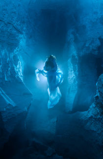 Lady of Orda Cave 1 by Vitya Lyagushkin