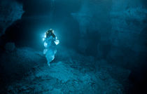 Lady of Orda Cave 2 by Vitya Lyagushkin