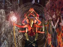 The Necromancer by Brian Von Draven (Dark Elf Productions)