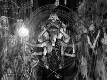 The Necromancer 2: Black & White by Brian Von Draven (Dark Elf Productions)