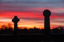 Celtic Cross at Durham by Graham Prentice