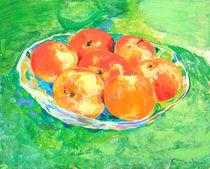 die Äpfel by Milena Neubert