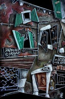 CamPo SAn CaSSiaN - Dibujos de Artistas Italianos Contemporáneos by nacasona