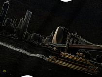 Brooklyn Bridge von Ana Mazi