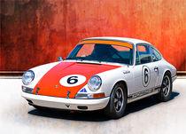 1968 Porsche 911 von Stuart Row