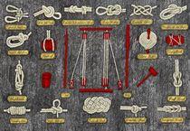 Seaman's knots von Ruta Dumalakaite