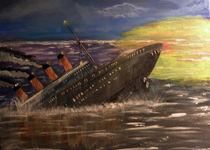 Untergang der Titanic by Joachim Weiss