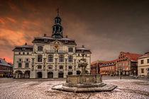 Lüneburger Rathaus II von photoart-hartmann