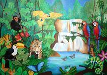 Dschungel by Sabrina Hennig