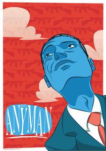 Mr. Anyman by Simeon Atanasov