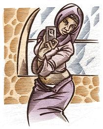 Facebook Bathroom Mirror Pose No.3