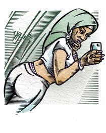 Facebook Bathroom Mirror Pose No.4