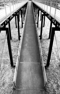 Brücke, Nordsternpark Gelsenkirchen, Landschaftspark von Denise Urban