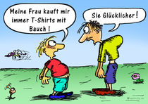 Bauch-Shirt by bommel