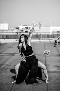 Dance Photography - B.A.D. Valaoritou Rooftop 02 by bornadancer
