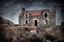 The Abandoned Croft by Paul Davis