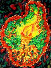 Baum-Mandala by Ulrike Brück