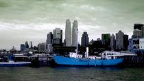 Hudson River, Manhattan by Ana Mazi